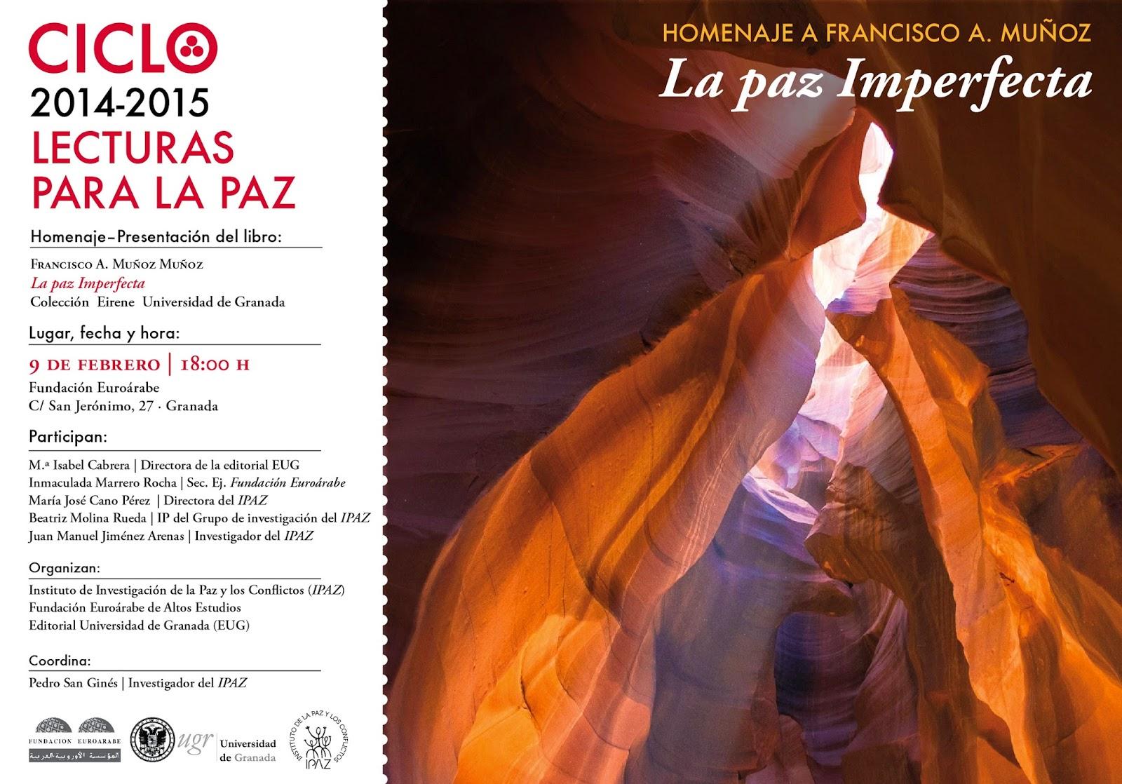 Homenaje a Francisco A. Muñoz Muñoz
