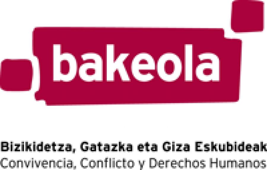 BAKEOLA – Convivencia, Conflictos y Derechos Humanos EDE FUNDAZIOA