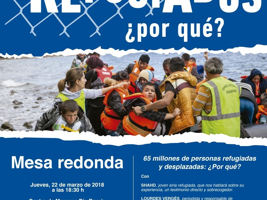 Exposición «Refugiados, por qué?»