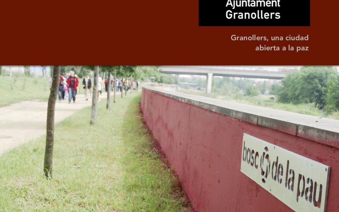 Reconocimiento Francisco A. Muñoz Muñoz 2018 al Ayuntamiento de Granollers