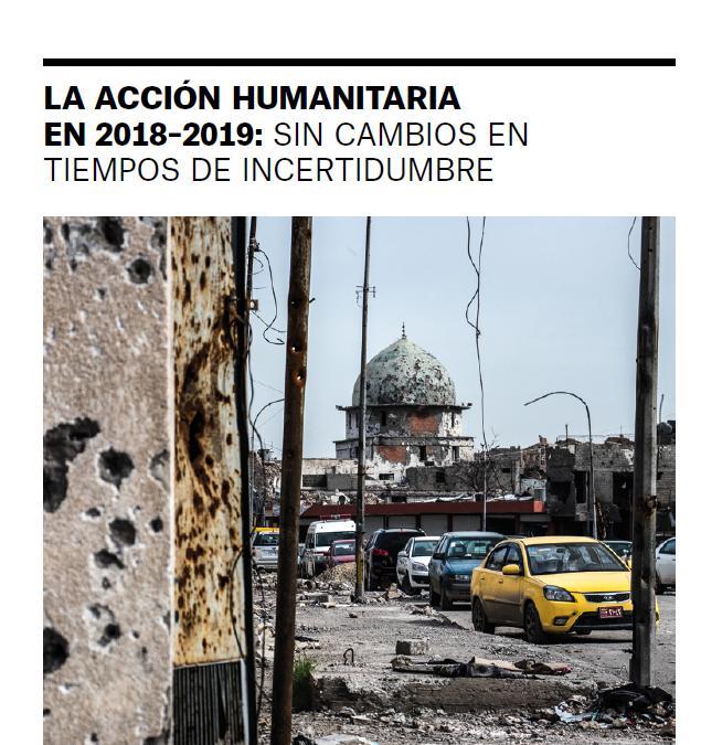 La Acción Humanitaria en 2018-2019: sin cambios en tiempos de incertidumbre
