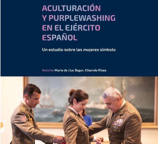 Aculturación y purplewashing en el ejército español. Un estudio sobre las mujeres símbolo