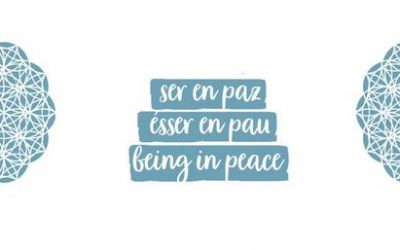 Ser en Paz / Esser en Pau