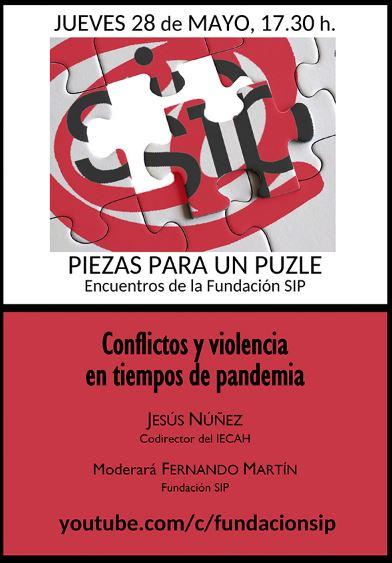Conflictos y violencia en tiempos de Pandemia