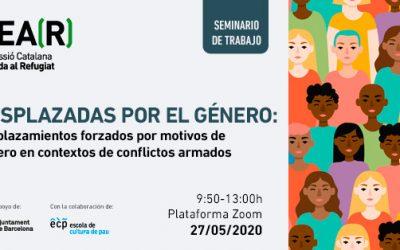 Desplazadas por el género: desplazamientos forzados por motivos de género en contextos de conflictos armados